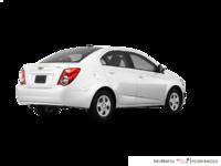 2016 Chevrolet Sonic LS | Photo 2 | Summit White