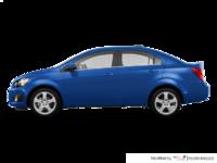 2016 Chevrolet Sonic LT | Photo 1 | Kinetic Blue Metallic