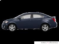 2016 Chevrolet Sonic LT | Photo 1 | Blue Velvet Metallic