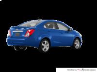 2016 Chevrolet Sonic LT | Photo 2 | Kinetic Blue Metallic