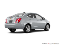 2016 Chevrolet Sonic LT | Photo 2 | Silver Ice Metallic