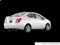 2016 Chevrolet Sonic LT | Photo 2 | Summit White