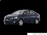 2016 Chevrolet Sonic LT | Photo 3 | Blue Velvet Metallic