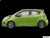 2016 Chevrolet Spark Ev 2LT | Photo 1 | Lime Metallic