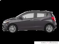 2016 Chevrolet Spark 2LT | Photo 1 | Titanium Metallic