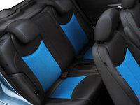 2016 Chevrolet Spark 2LT | Photo 2 | Jet Black/Blue Letherette