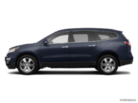 2016 Chevrolet Traverse LTZ | Photo 1 | Blue Velvet Metallic