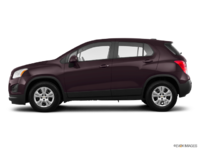 2016 Chevrolet Trax LS | Photo 1 | Sable Metallic