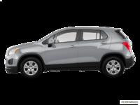 2016 Chevrolet Trax LS | Photo 1 | Silver Ice Metallic