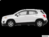 2016 Chevrolet Trax LS | Photo 1 | Summit White