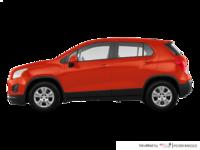 2016 Chevrolet Trax LS | Photo 1 | Sunset Orange Metallic