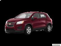 2016 Chevrolet Trax LS | Photo 3 | Crimson Metallic
