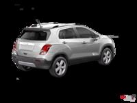 2016 Chevrolet Trax LTZ   Photo 2   Silver Ice Metallic