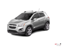 2016 Chevrolet Trax LTZ   Photo 3   Silver Ice Metallic