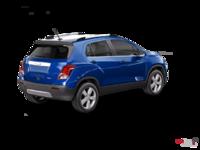 2016 Chevrolet Trax LTZ   Photo 2   Blue Topaz Metallic