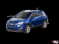 2016 Chevrolet Trax LTZ   Photo 3   Blue Topaz Metallic