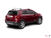 2016 Chevrolet Trax LTZ   Photo 2   Crimson Metallic