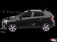 2016 Chevrolet Trax LTZ   Photo 1   Mosaic Black Metallic