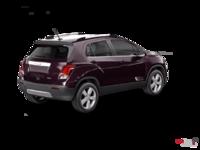 2016 Chevrolet Trax LTZ   Photo 2   Sable Metallic