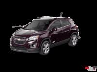2016 Chevrolet Trax LTZ   Photo 3   Sable Metallic
