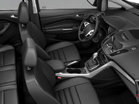 2016 Ford C-MAX ENERGI | Photo 1 | Charcoal Black Leather