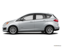 2016 Ford C-MAX SE HYBRID | Photo 1 | Ingot Silver