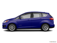 2016 Ford C-MAX SEL HYBRID | Photo 1 | Kona Blue
