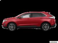 2016 Ford Edge TITANIUM | Photo 1 | Ruby Red