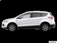 2016 Ford Escape TITANIUM | Photo 1 | White Platinum
