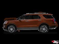 2016 Ford Explorer SPORT | Photo 1 | Bronze Fire