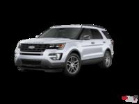 2016 Ford Explorer SPORT | Photo 3 | White Platinum