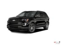 2016 Ford Explorer SPORT | Photo 3 | Shadow Black