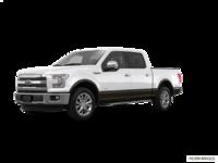 2016 Ford F-150 LARIAT | Photo 3 | White Platinum/Caribou