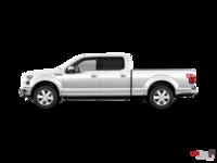2016 Ford F-150 PLATINUM | Photo 1 | White Platinum