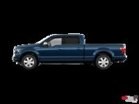2016 Ford F-150 PLATINUM | Photo 1 | Blue Jeans