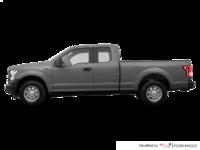 2016 Ford F-150 XL   Photo 1   Lithium Grey