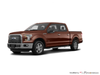 2016 Ford F-150 XLT | Photo 3 | Bronze Fire