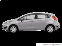 2016 Ford Fiesta S HATCHBACK | Photo 1 | Ingot Silver