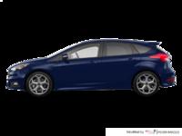 2016 Ford Focus Hatchback ST   Photo 1   Kona Blue Metallic