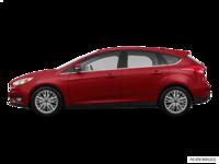 2016 Ford Focus Hatchback TITANIUM | Photo 1 | Ruby Red Metallic