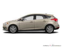 2016 Ford Focus Hatchback TITANIUM | Photo 1 | Tectonic Metallic