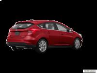 2016 Ford Focus Hatchback TITANIUM | Photo 2 | Ruby Red Metallic
