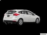 2016 Ford Focus Hatchback TITANIUM | Photo 2 | White Platinum
