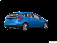 2016 Ford Focus Hatchback TITANIUM | Photo 2 | Blue Candy Metallic