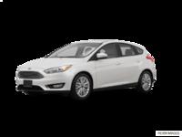 2016 Ford Focus Hatchback TITANIUM | Photo 3 | White Platinum