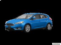 2016 Ford Focus Hatchback TITANIUM | Photo 3 | Blue Candy Metallic