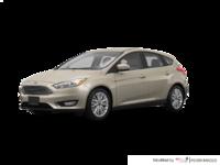 2016 Ford Focus Hatchback TITANIUM | Photo 3 | Tectonic Metallic