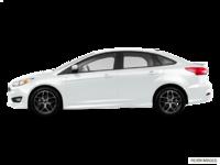 2016 Ford Focus Sedan SE | Photo 1 | Oxford White