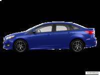 2016 Ford Focus Sedan SE | Photo 1 | Kona Blue