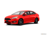 2016 Ford Focus Sedan SE | Photo 3 | Race Red